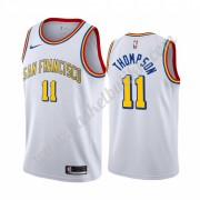 Golden State Warriors NBA Basketball Drakter 2019-20 Klay Thompson 11# Hvit Classics Edition Swingma..