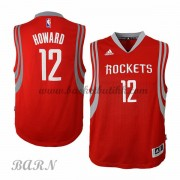 Barn Basketball Drakter Houston Rockets 2015-16 Dwight Howard 12# Road..