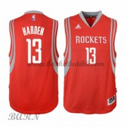 Houston Rockets Barn 2015-16 James Harden 13# Road NBA Basketball Drakter..
