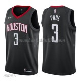 Barn Basketball Drakter Houston Rockets 2018 Chris Paul 3# Statement Edition Swingman