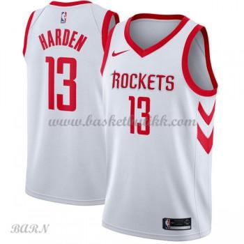 Barn Basketball Drakter Houston Rockets 2018 James Harden 13# Association Edition Swingman