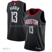 Barn Basketball Drakter Houston Rockets 2018 James Harden 13# Statement Edition Swingman..