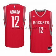 Houston Rockets NBA Basketball Drakter 2015-16 Dwight Howard 12# Road Drakt..