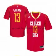 Houston Rockets NBA Basketball Drakter 2015-16 James Harden 13# Pride Drakt..