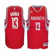 Houston Rockets 2015-16 James Harden 13# Road NBA Basketball Drakter..