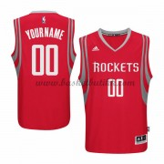 Houston Rockets NBA Basketball Drakter 2015-16 Road Drakt