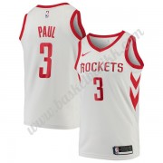 Houston Rockets NBA Basketball Drakter 2018 Chris Paul 3# Association Edition..