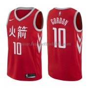 Houston Rockets NBA Basketball Drakter 2018 Eric Gordon 10# City Edition..