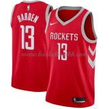 Houston Rockets NBA Basketball Drakter 2018 James Harden 13# Icon Edition