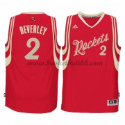 Houston Rockets Basketball Drakter 2015 Patrick Beverley 2# NBA Julen Drakt..