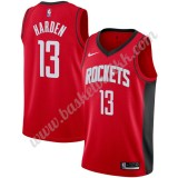 Houston Rockets NBA Basketball Drakter 2019-20 James Harden 13# Rød Icon Edition Swingman Drakt