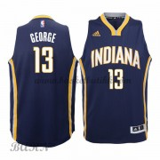 Barn Basketball Drakter Indiana Pacers 2015-16 Paul George 13# Road..