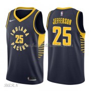 Barn Basketball Drakter Indiana Pacers 2018 Al Jefferson 25# Icon Edition Swingman..