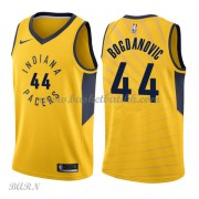 Barn Basketball Drakter Indiana Pacers 2018 Bojan Bogdanovic 44# Statement Edition Swingman..