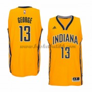 Indiana Pacers 2015-16 Paul George 13# Alternate NBA Basketball Drakter..