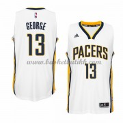 Indiana Pacers 2015-16 Paul George 13# Home NBA Basketball Drakter..