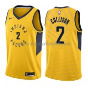 Indiana Pacers NBA Basketball Drakter 2018 Darren Collison 2# Statement Edition..