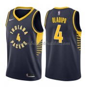 Indiana Pacers NBA Basketball Drakter 2018 Victor Oladipo 4# Icon Edition..