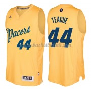 Indiana Pacers Basketball Drakter 2016 Jeff Teague 44# NBA Julen Drakt..