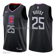 Barn Basketball Drakter Los Angeles Clippers 2018 Austin Rivers 25# Statement Edition Swingman..