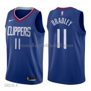 Barn Basketball Drakter Los Angeles Clippers 2018 Avery Bradley 11# Icon Edition Swingman..