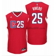Los Angeles Clippers NBA Basketball Drakter 2015-16 Austin Rivers 25# Road Drakt..