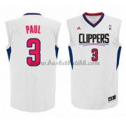 Los Angeles Clippers NBA Basketball Drakter 2015-16 Chris Paul 3# Hjemme Drakt..