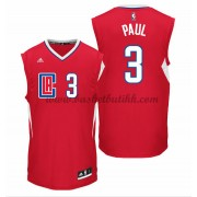 Los Angeles Clippers 2015-16 Chris Paul 3# Road NBA Basketball Drakter..