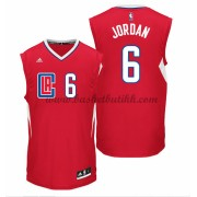 Los Angeles Clippers NBA Basketball Drakter 2015-16 Deandre Jordan 6# Road Drakt..