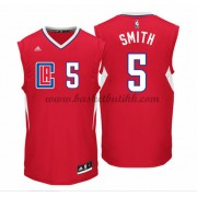 Los Angeles Clippers NBA Basketball Drakter 2015-16 Josh Smith 5# Road Drakt..