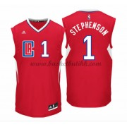 Los Angeles Clippers NBA Basketball Drakter 2015-16 Lance Stephenson 1# Road Drakt..