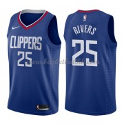 Los Angeles Clippers NBA Basketball Drakter 2018 Austin Rivers 25# Icon Edition..