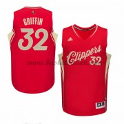 Los Angeles Clippers Mens 2015 Blake Griffin 32# NBA Julen Drakt NBA Basketball Drakter..