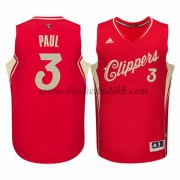 Los Angeles Clippers Mens 2015 Chris Paul 3# NBA Julen Drakt NBA Basketball Drakter..