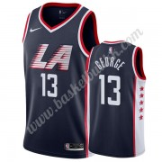 Los Angeles Clippers NBA Basketball Drakter 2019-20 Paul George 13# Marinen City Edition Swingman Dr..