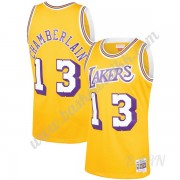 Barn Basketball Drakter Los Angeles Lakers 1971-72 Wilt Chamberlain 13# Gull Hardwood Classics Swing..