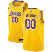 Barn Basketball Drakter Los Angeles Lakers 2019-20 Gull Icon Edition Swingman Drakt..