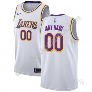 Barn Basketball Drakter Los Angeles Lakers 2019-20 Hvit Association Edition Swingman Drakt..