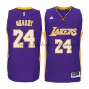 Los Angeles Lakers NBA Basketball Drakter 2015-16 Kobe Bryant 24# Road Drakt
