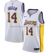 Los Angeles Lakers NBA Basketball Drakter 2018 Brandon Ingram 14# Association Edition..