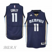 Barn Basketball Drakter Memphis Grizzlies 2015-16 Mike Conley 11# Road..