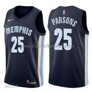 Barn Basketball Drakter Memphis Grizzlies 2018 Chandler Parsons 25# Icon Edition Swingman..