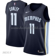 Barn Basketball Drakter Memphis Grizzlies 2018 Mike Conley 11# Icon Edition Swingman..