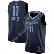Barn Basketball Drakter Memphis Grizzlies 2019-20 Mike Conley 11# Marinen Icon Edition Swingman Drak..