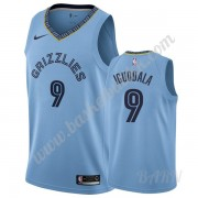 Barn Basketball Drakter Memphis Grizzlies 2019-20 Andre Iguodala 9# Lyse Blå Statement Edition Swing..