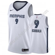 Barn Basketball Drakter Memphis Grizzlies 2019-20 Andre Iguodala 9# Hvit Association Edition Swingma..