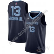 Barn Basketball Drakter Memphis Grizzlies 2019-20 Jaren Jackson Jr. 13# Marinen Icon Edition Swingma..