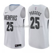 Memphis Grizzlies NBA Basketball Drakter 2018 Chandler Parsons 25# City Edition..