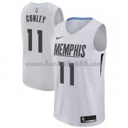 Memphis Grizzlies NBA Basketball Drakter 2018 Mike Conley 11# City Edition..