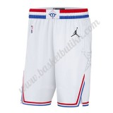 2019 Hvit All Star Game Swingman Basketballshorts